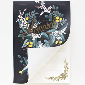 Monarch Notepad – Rifle Paper Co.