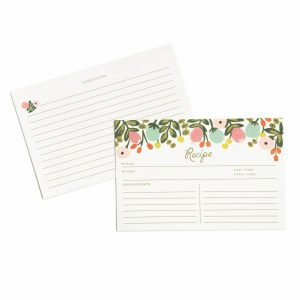 Hanging Garden Recipe Cards – Rifle Paper Co.
