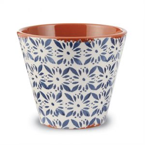 Large Bungalow Flower Pot – Mudpie