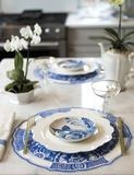China Blue Placemats – Hester & Cook