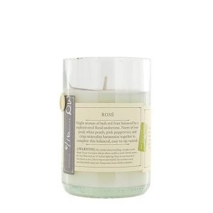 Rosé Blanc – Rewined Candles