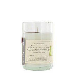 Zinfandel Blanc – Rewined Candles