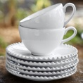 White Pearl Tea Cup – Costa Nova