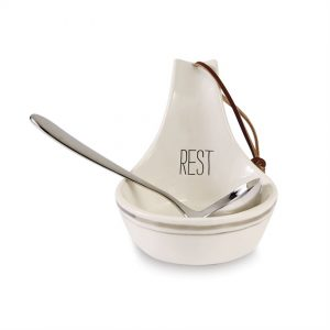 Spoon Rest – Mudpie