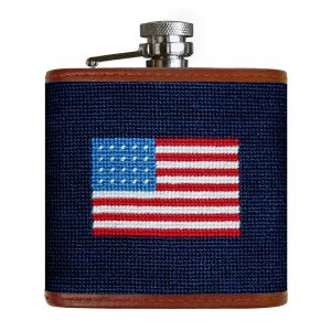 American Flag Flask – Smathers & Branson