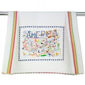 America Tea Towel – catstudio
