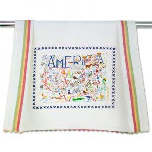 America Tea Towel – catstudio