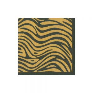 Serengeti Paper Cocktail Napkins – Caspari