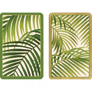 Under the Palms Playing Cards – Caspari