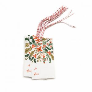 Winter Berries Gift Tags – Rifle Paper Co.