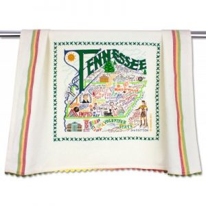 State of Tennessee Tea Towel – catstudio