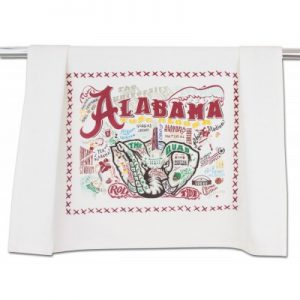 Alabama Tea Towel – catstudio