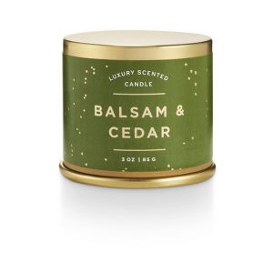 Illume® Balsam & Cedar | Demi Tin