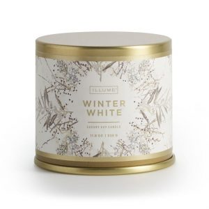Illume® Winter White | Large Tin