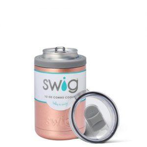 Swig – Combo Cooler – Rose Gold